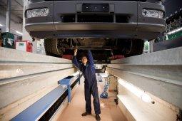 Centro veicoli commerciali Mercedes Benz