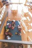 Scuola materna a Lurago