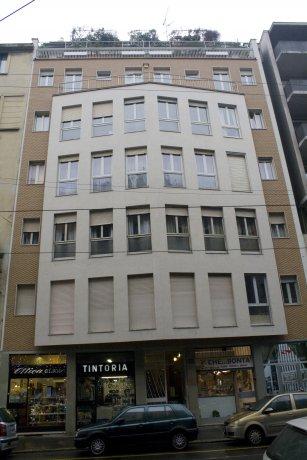 Restauro facciata Gio Ponti 11