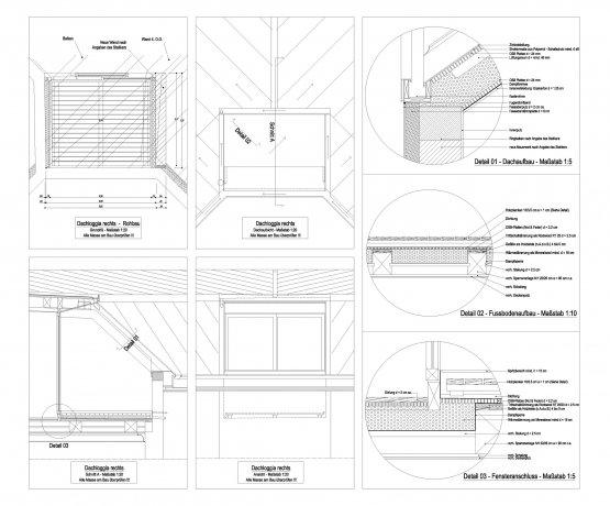 Residenze con terrazze costruite sul tetto 8