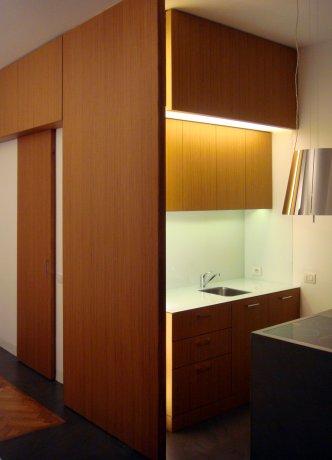 Abitazione in resina e legno 3