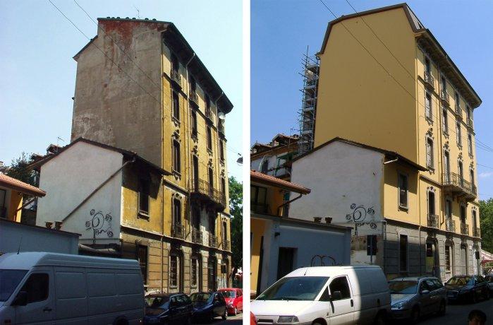 Sottotetto urbano 1
