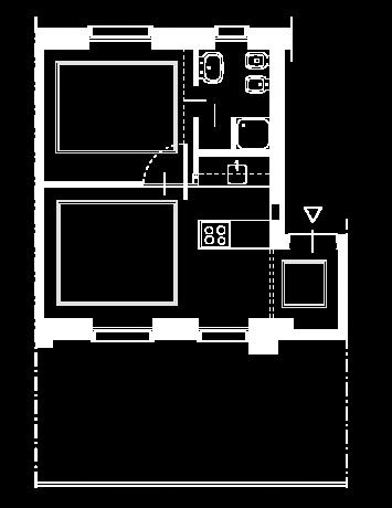 Abitazione in resina e legno 4