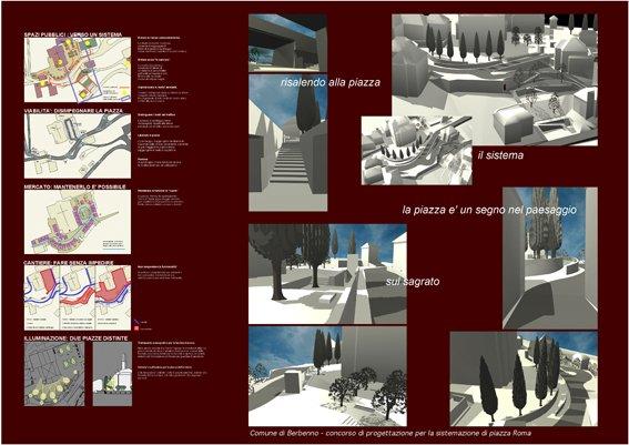 Riqualificazione di piazza Roma 5