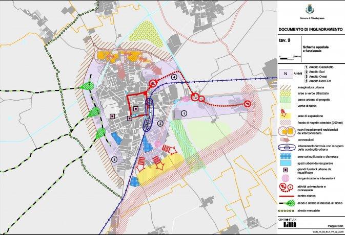 Inquadramento politiche urbanistiche comunali 1