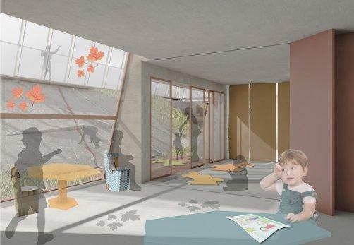 Scuola materna a Lurago 15