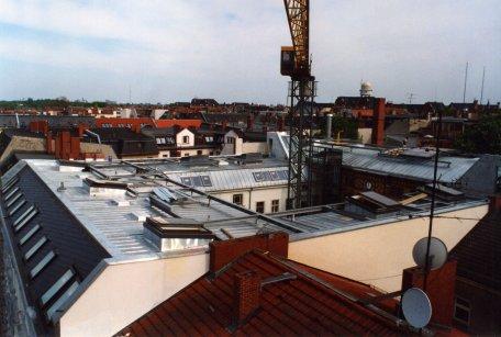 Residenze con terrazze costruite sul tetto 6