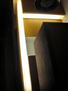 Abitazione in resina e legno 11
