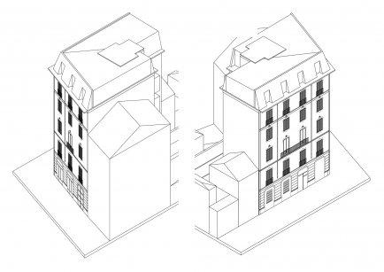 Sottotetto urbano 2