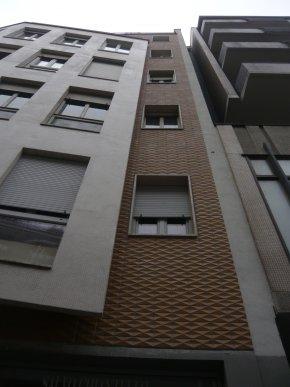 Restauro facciata Gio Ponti 10