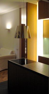 Abitazione in resina e legno 2